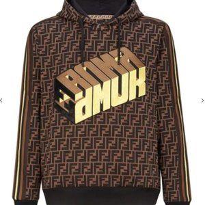 Fendi Roma Amor hoodie